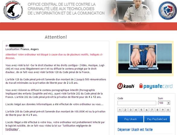 Office Central de Lutte virus