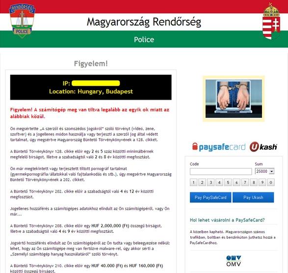 Magyarország Rendőrség