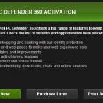 PC Defender 360 Activation