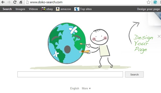 Doko Search Engine