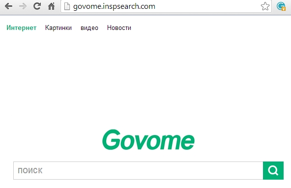 govome.inspsearch.com hijacker