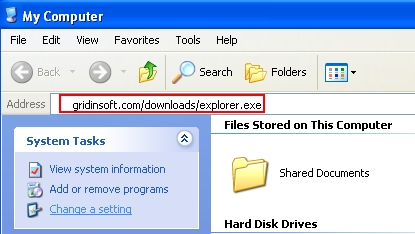 How to download explorer.exe utility by Plumbytes LLC
