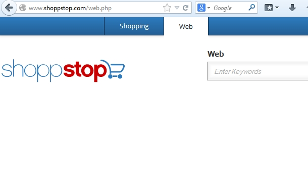 shoppstop.com screenshot