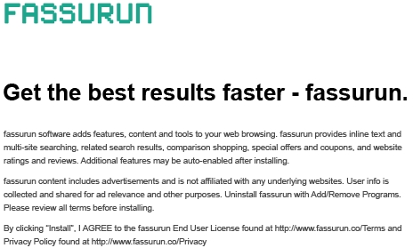 Fassurun Deals and Ads