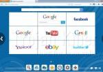 Lightning Speed Dial browser hijacker