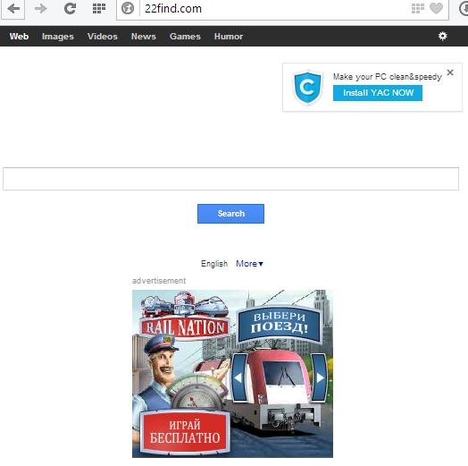 22find.com hijacker