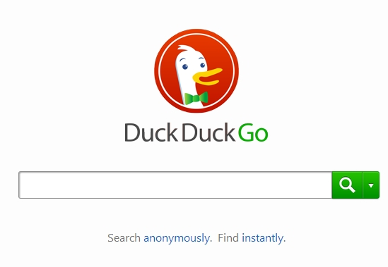 Search DuckDuckGo