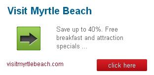 Visit Myrtle Beach pop-up