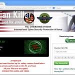 Security-scan FBI warning virus