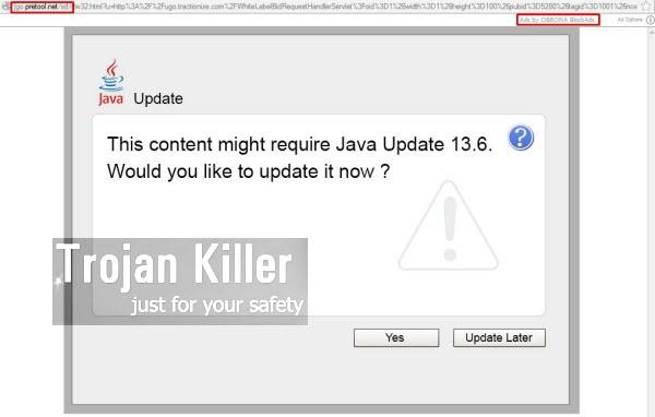 Jgo.pretool.net pop-up virus