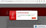 Fixcomputerupdate.com fake Java Update