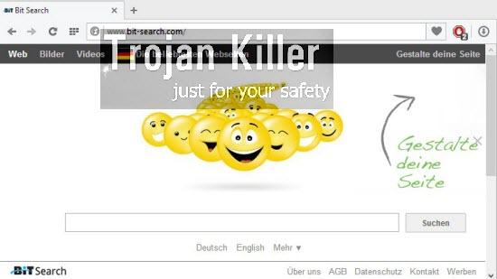 Bit Search Trojaner