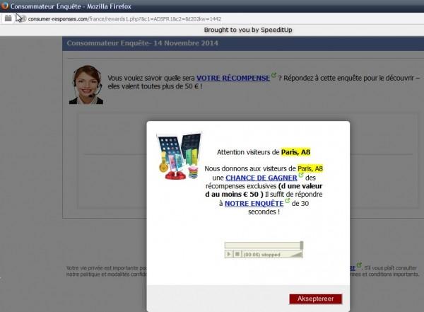consumer-responses.com syrvey