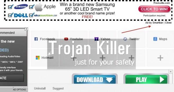Ads by SmartBar