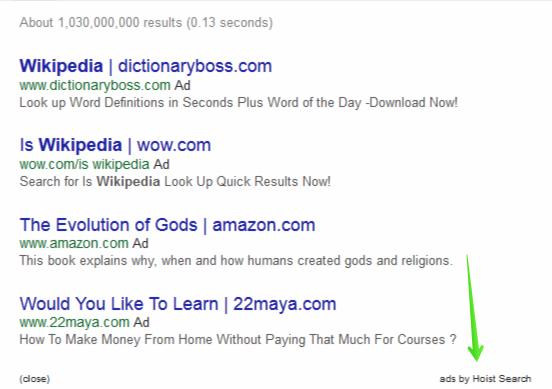 Hoist Search Ads