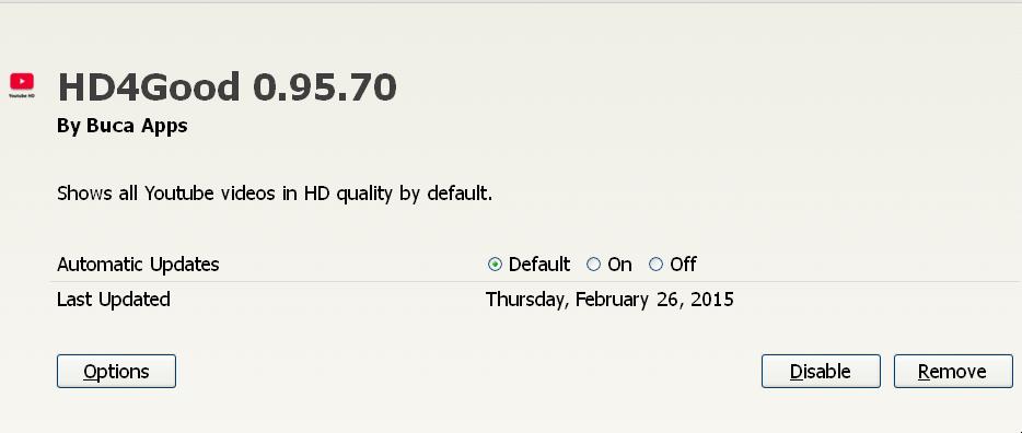 HD4Good 0.95.70 adware