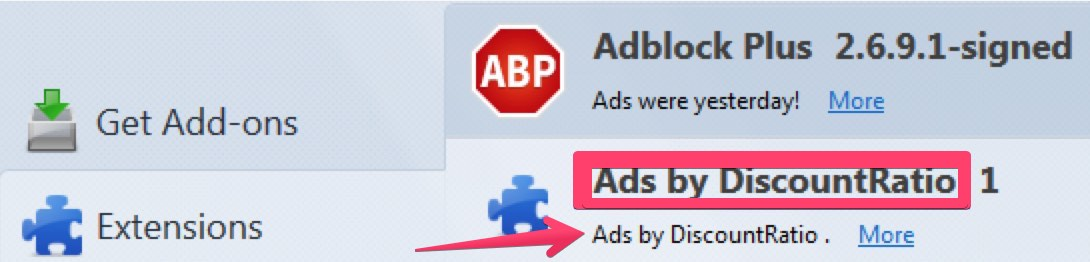Ads by DiscountRatio 1