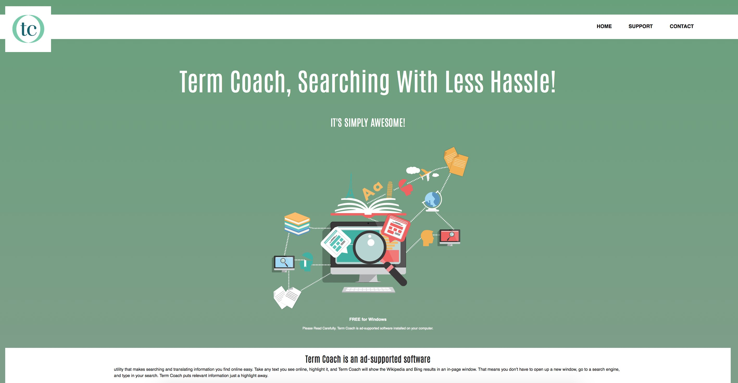 Ads by TermCoach