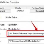 Istartpageing in Mozilla Firefox