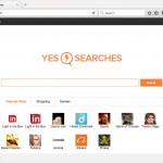 YesSearches hijacker