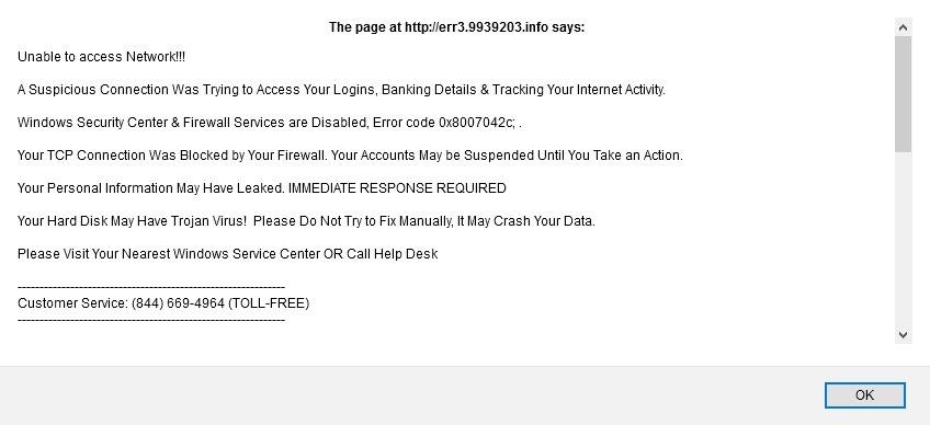 Err3.9939203.info virus