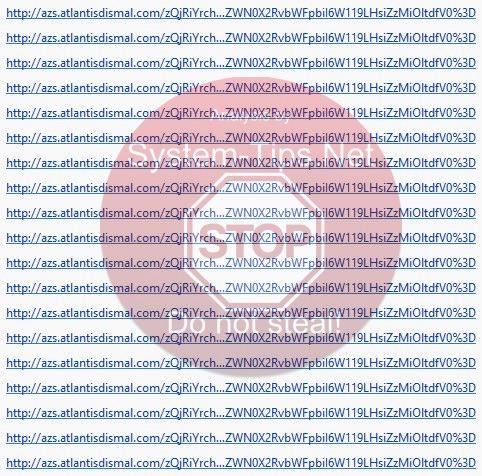 azs.atlantisdismal.com scam