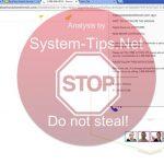 malwaresolutionsforwin.com pop-up