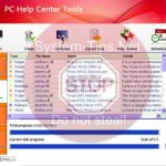PC Help Center Tools virus