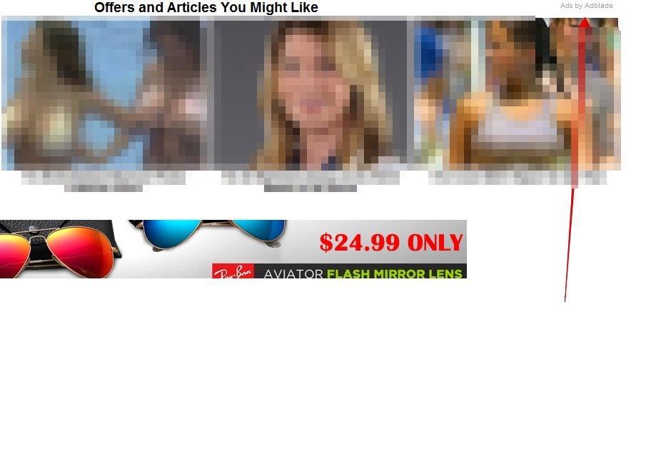 Ads by Adblade