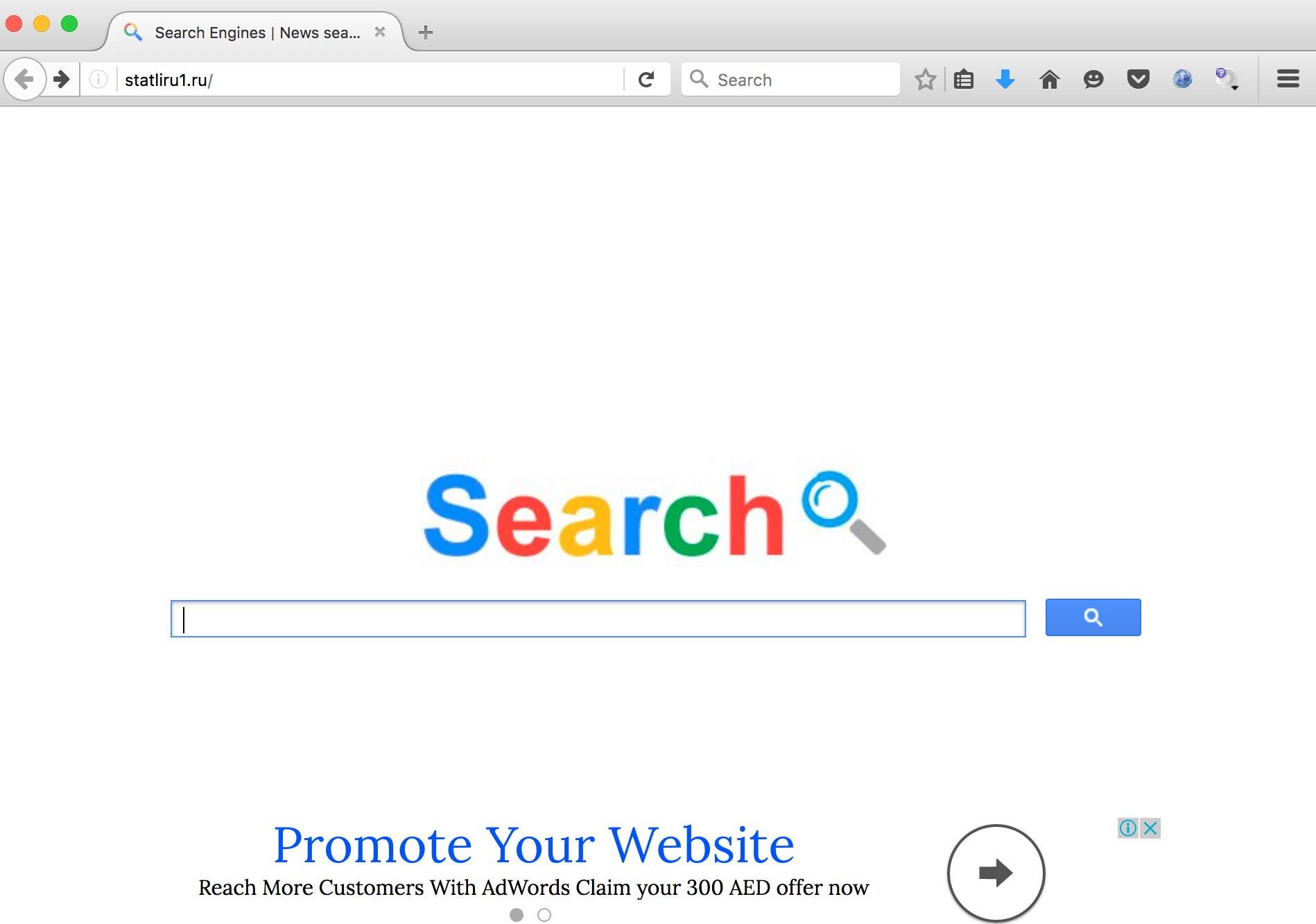 statliru1.ru browser hijacker