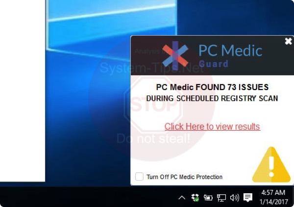 PC Medic PUP