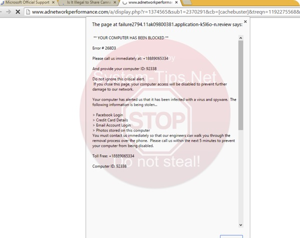 failure2794.11ak09600381.application-k5l6o-n.review +18889065334 scam
