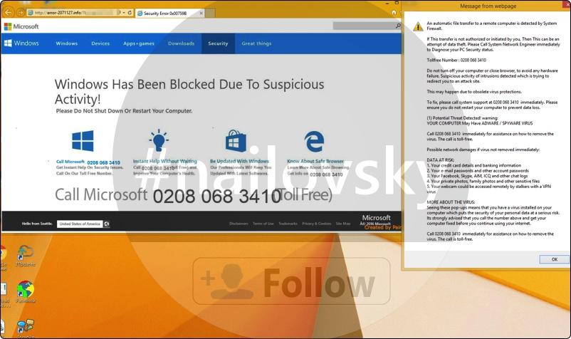 Error-2071127.info scam