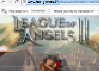 Hot-gamers.life filthy pop-up
