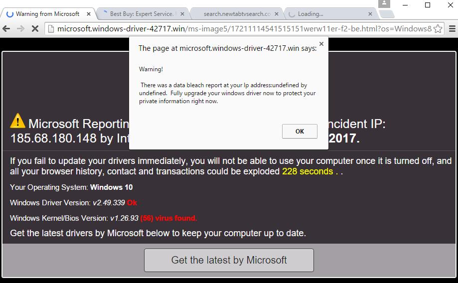 Microsoft.windows-driver-42717.win scam