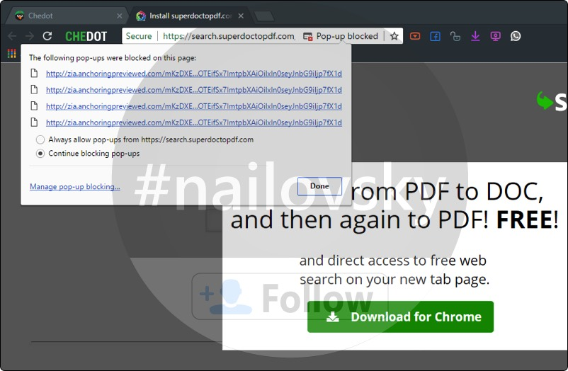 PDF ReDirect - Free download and software reviews