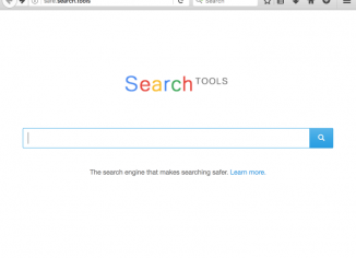 Safe.search.tools hijacker