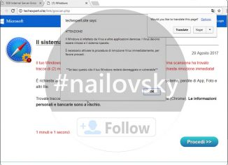 techexpert.site (1) Windows fake alert