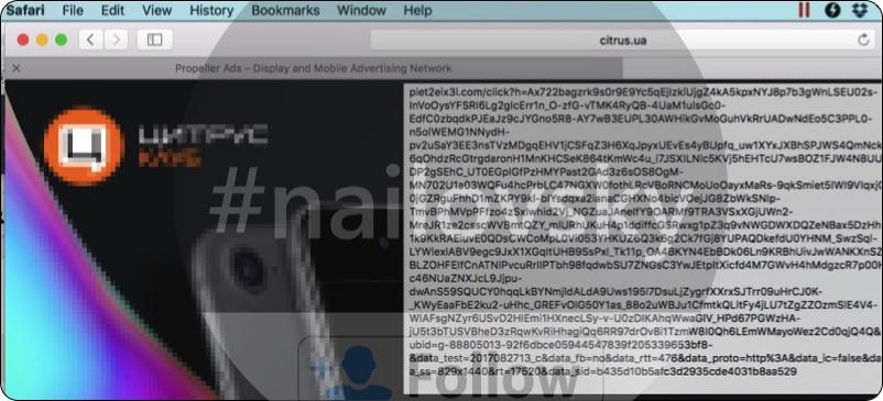 Piet2eix3l.com redirect malware
