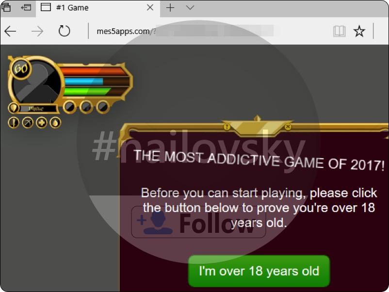 Mes5apps.com # 1 Game alert
