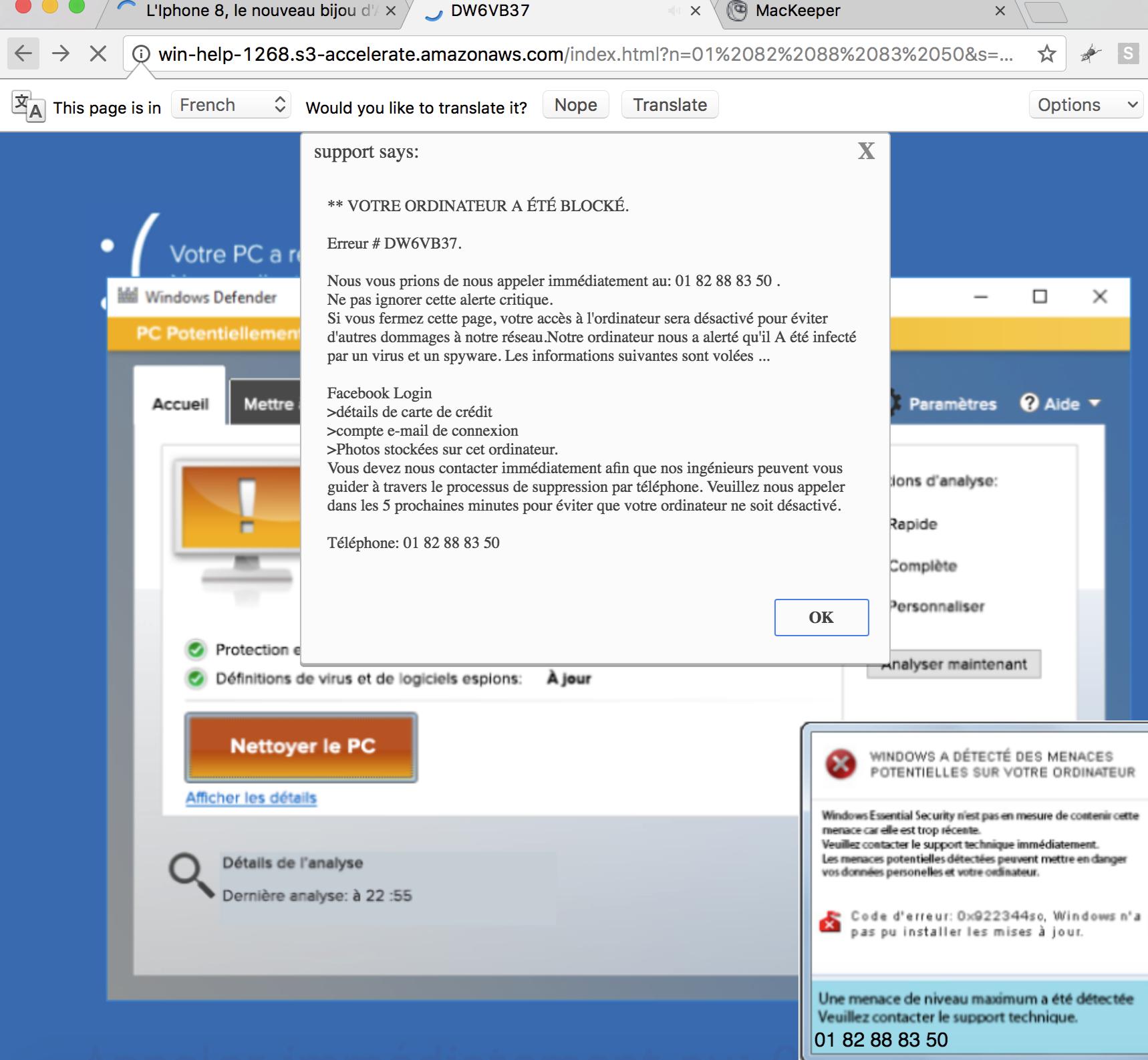 Win-help-1268.s3-accelerate.amazonaws.com scam
