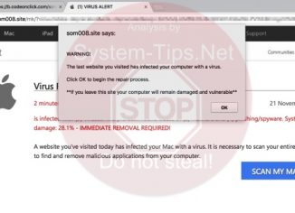 Som008.site (1) Virus Alert