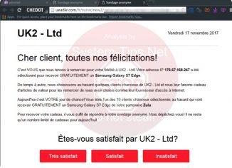 Ueadle.com Sondage Anonyme surveys