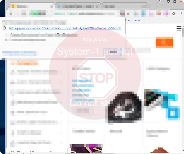 Payae8moon9.com redirect trojan
