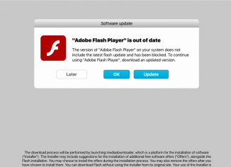 Shatter.world fake Software Update
