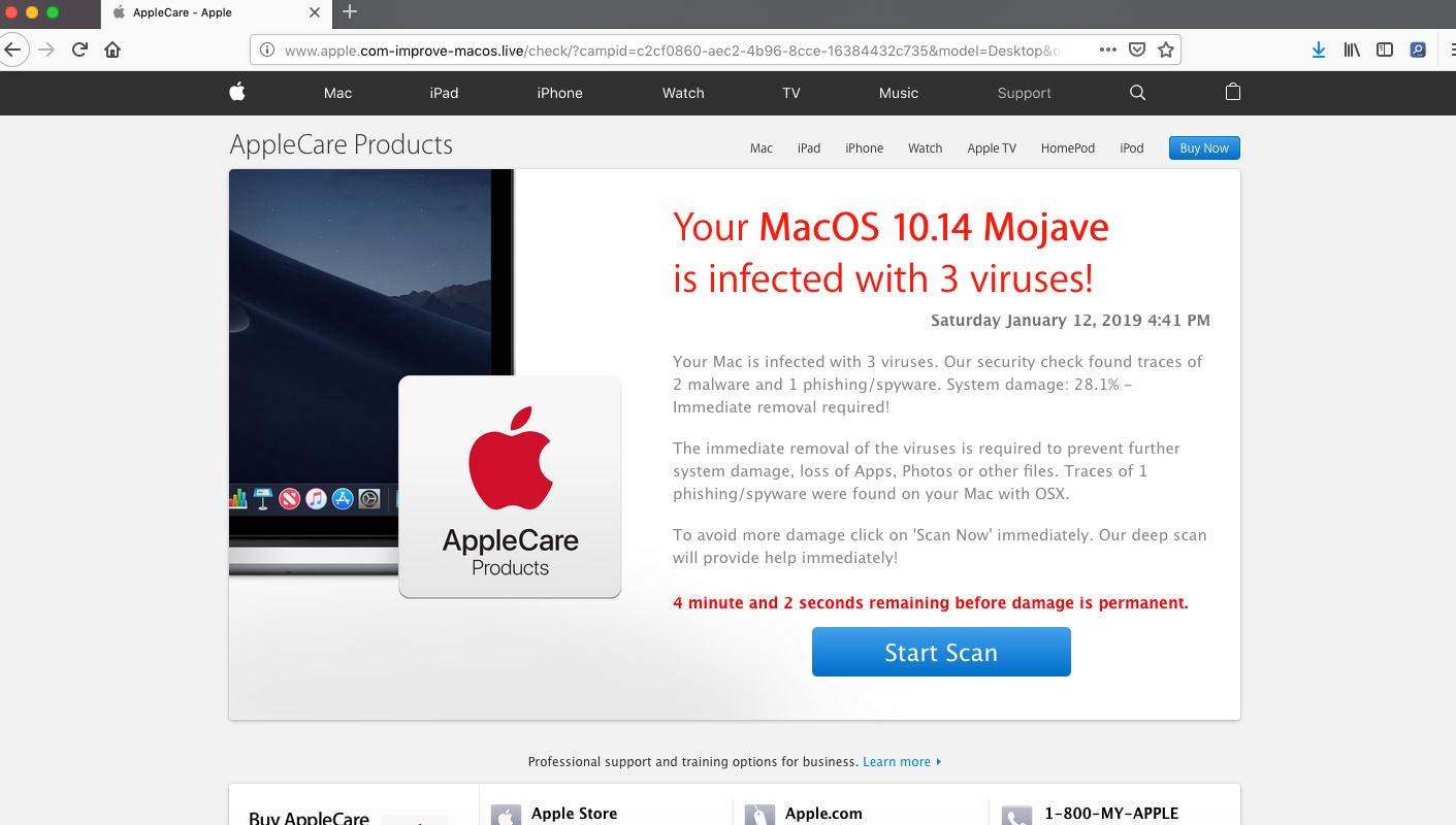 Apple.com-improve-macos.live scam