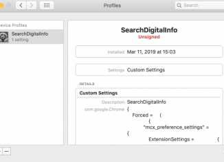 SearchDigitalInfo hijacker