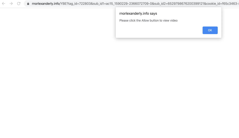 Hourseryangove.info redirect malware