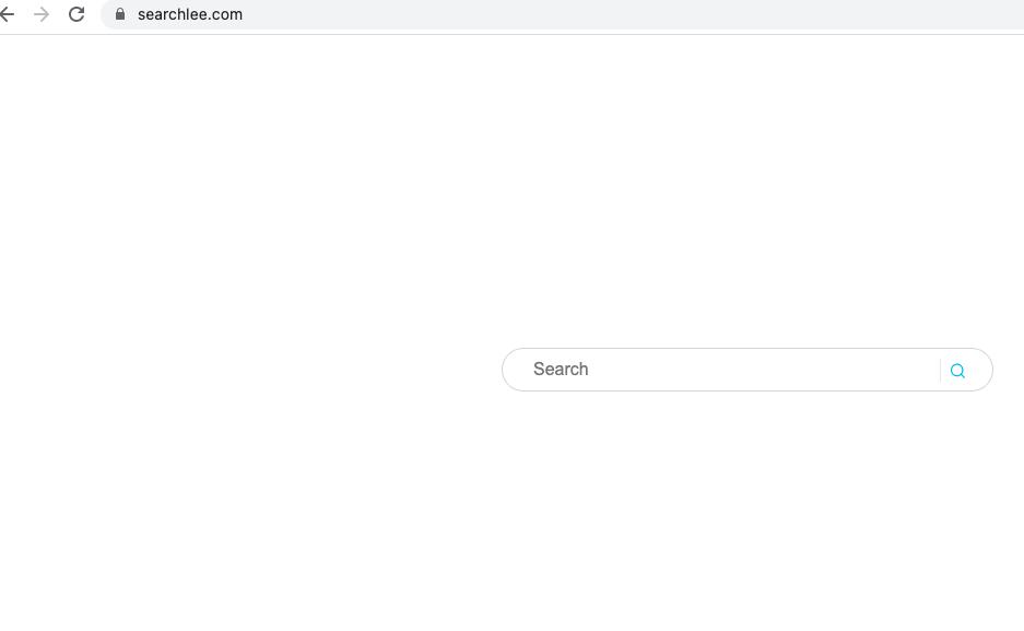 Searchlee.com virus on Mac
