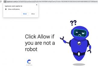 Typiccor.com push notifications